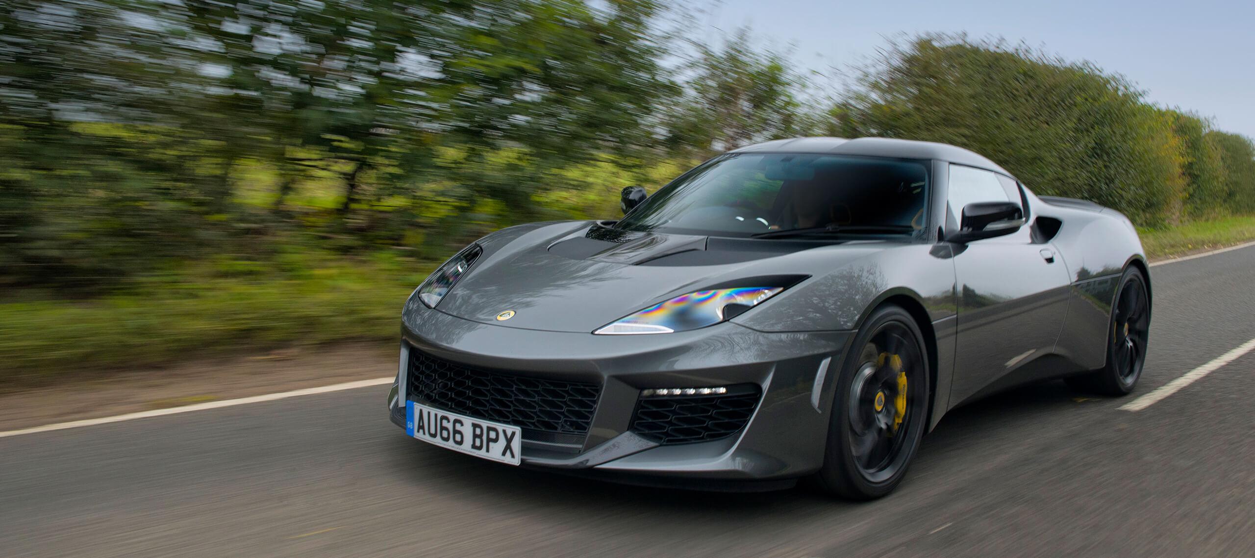 Lotus Evora 410 Sport Model Range